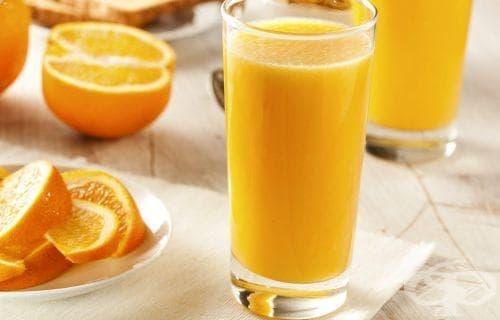 Портокаловият сок предпазва от рак и сърдечносъдови заболявания - изображение