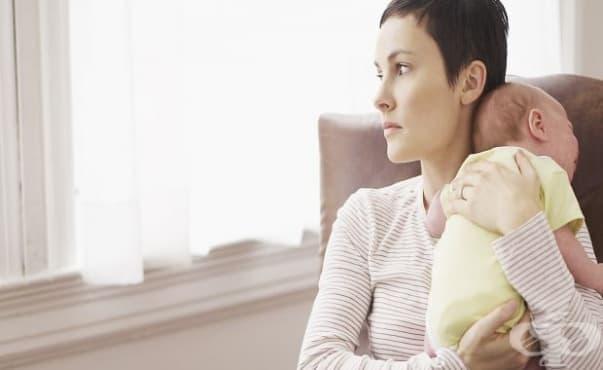 Следродилната депресия може да се прояви отново - изображение