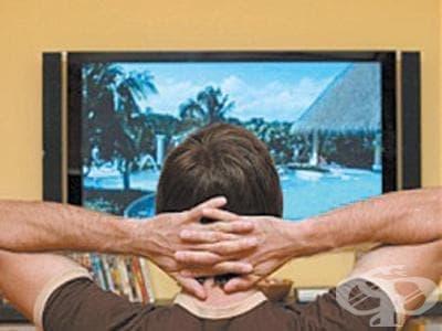 Използването на кола и телевизор увеличава риска от инфаркт - изображение