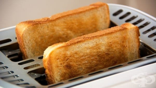 Препечените филийки и картофите увеличават риска от рак - изображение
