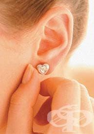 Как да пробием ушите си - изображение