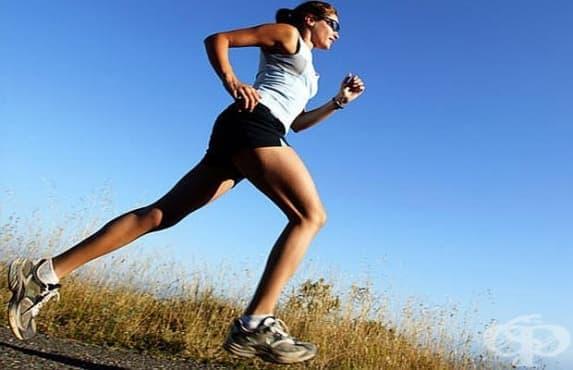 Продължителните тренировки могат да предизвикат стомашни възпаления - изображение