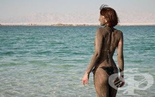 Морето лекува псориазис - изображение