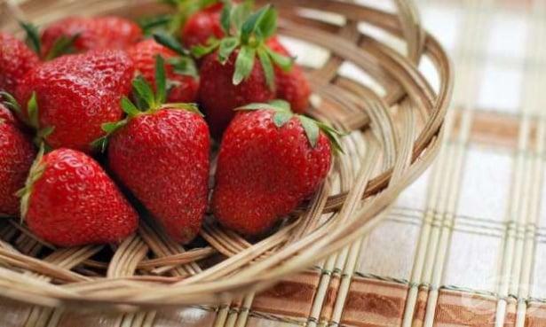 Редовната консумация на ягоди може да предотврати развитието на болестта на Алцхаймер - изображение