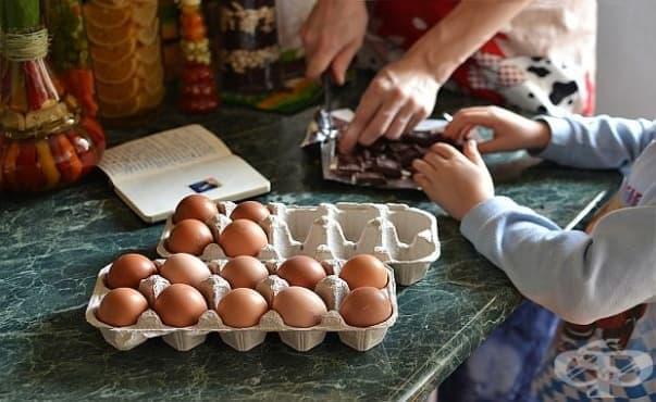 Подложили се на имунотерапия деца с алергия към яйца могат да консумират продукта след това - изображение