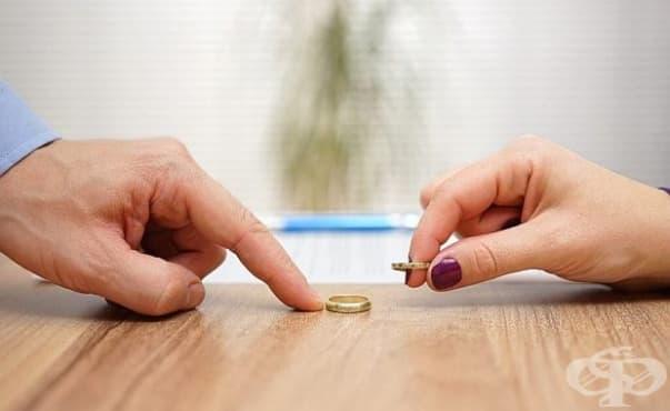 Учени твърдят, че разводът е заразен - изображение