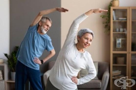 Упражненията могат да помогнат за подобряване на симптомите на ревматоиден артрит - изображение