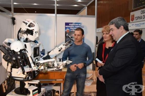 Роботът Роки може да помага на болни, но и да намери приложение в индустрията - изображение