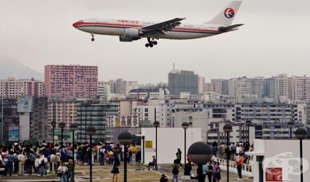Шумът от преминаващите самолети повишава кръвното и вреди на сърцето - изображение