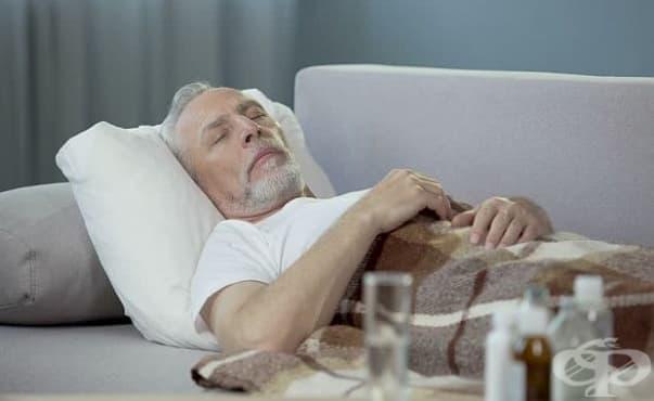 Сънят помага на организма да се възстанови от болестите - изображение