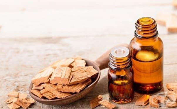 Сандаловото масло стимулира растежа на косата - изображение