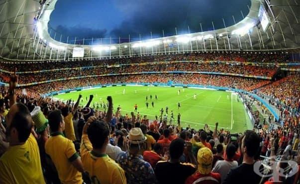 Запалянковците да внимават за сърцето, докато гледат спортно състезание - изображение