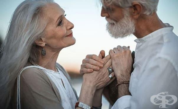Сексуалният живот е от голямо значение за хората над 65 г. - изображение