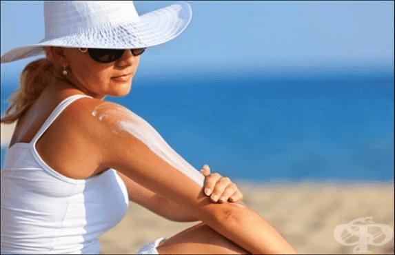 Слънцезащитните кремове възпрепятстват приема на витамин D - изображение