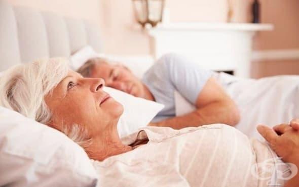 Проучване свързва лошия сън с намаляването на паметта при по-възрастните - изображение