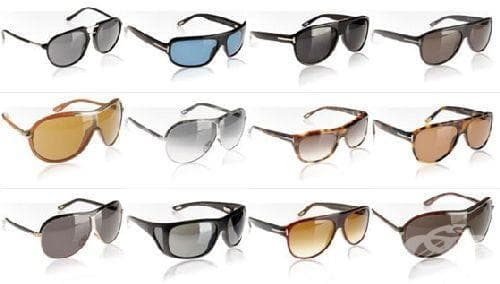 Слънчеви очила, подходящи при шофиране - изображение