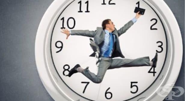 Как да си помогнете, ако смяната на часовото време ви се отразява - изображение