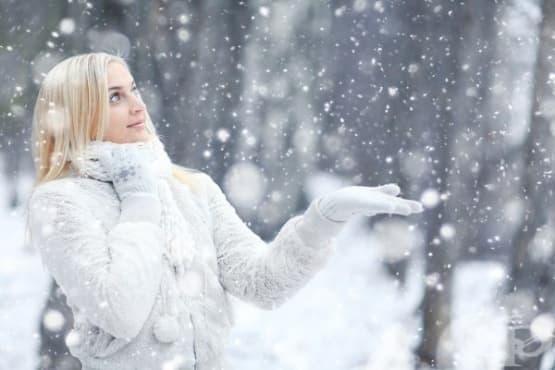 Студеният въздух успокоява нервите - изображение