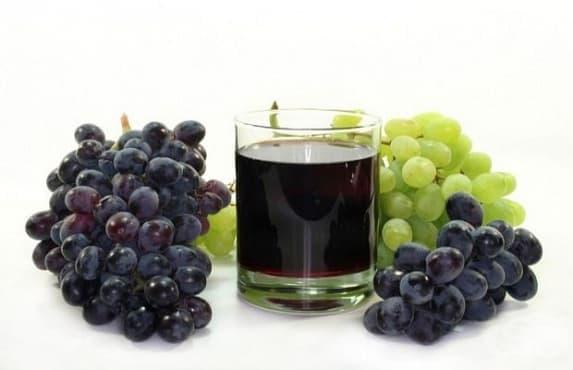 Сокът от грозде повдига либидото - изображение