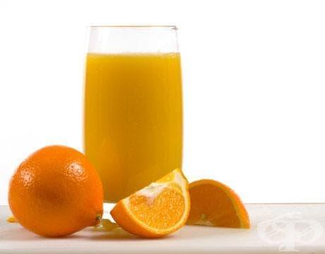 Плодовите сокове увеличават риска от инфаркт - изображение