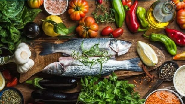 Средиземноморската диета намалява риска от рак на гърдата - изображение