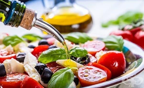 Средиземноморската диета може да облекчи тежка форма на псориазис - изображение
