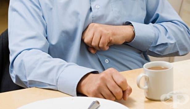 6 лесни начина да решите проблема със стомашните киселини - изображение