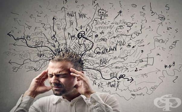 Стресът може да провокира загуба на зрение - изображение