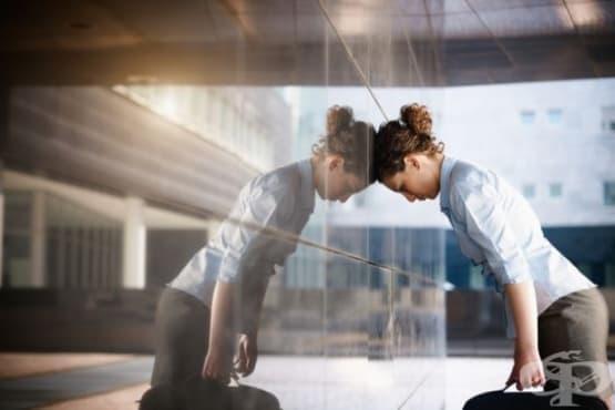 Стресът е заразен - изображение