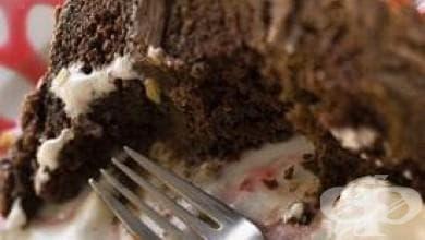 Здрави и красиви с Деси: Празнична сурова шоколадова торта - изображение