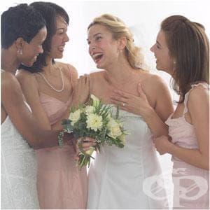 Отслабване с 20 килограма преди сватбата постигат жените във Велкобритания - изображение