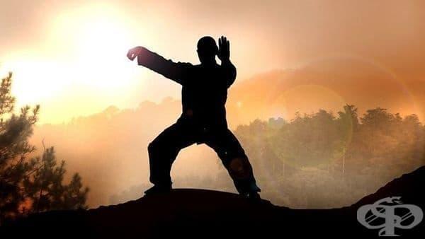 Китайското бойно изкуство тай чи подобрява кръвното налягане - изображение