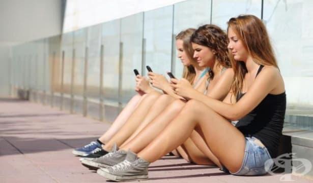 Два случая на деца с увреден гръбнак заради смартфон - изображение
