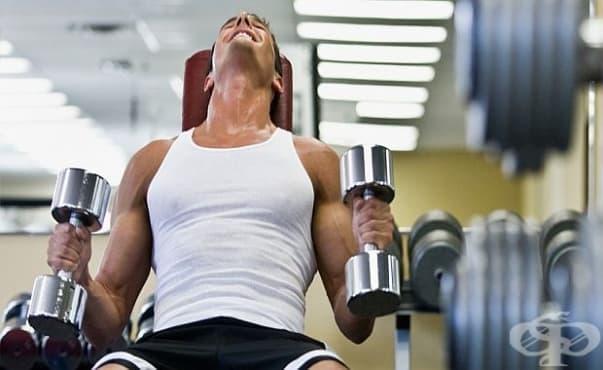 Тежките и дълги тренировки могат да навредят на щитовидната жлеза - изображение