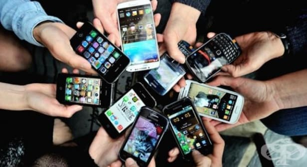 Интернет и смартфоните предизвикват нови по вид заболявания - изображение