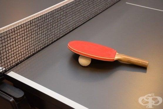 Тенисът на маса значително подобрява симптомите на болестта на Паркинсон - изображение