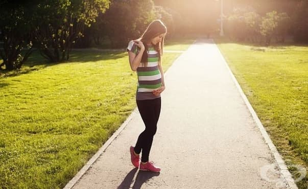Тимусът променя имунната система при жените по време на бременност - изображение