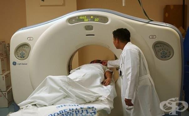 Сканирането с компютърен томограф може да увеличи риска от тумор на мозъка - изображение