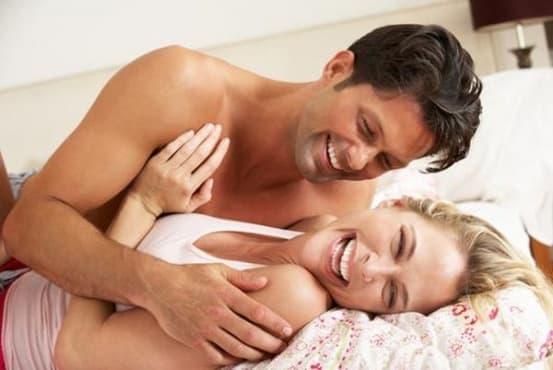 Удоволствието след секс продължава два дни - изображение