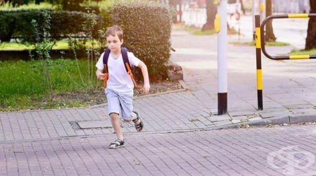 Децата не са напълно готови да пресичат улицата сами до 14 години - изображение