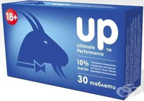 Разгоненият козел се изкачва високо – Up – природен сексуален стимулант - изображение
