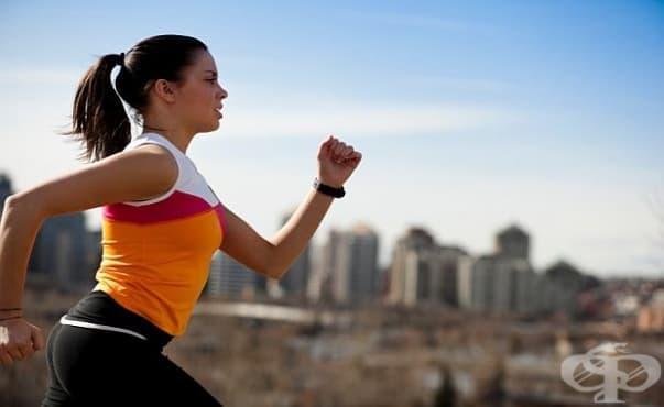 Интензивната физическа активност помага на жените да забременеят - изображение
