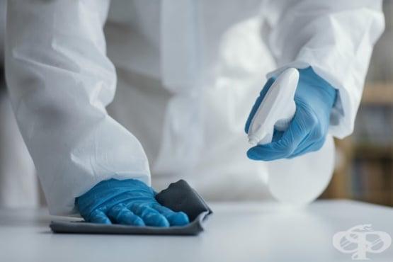 Прилагането на UV светлина може да направи дезинфектантите по-безопасни за хората и околната среда - изображение
