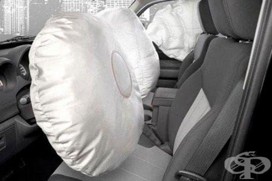 Въздушната възглавница в колата може да предизвика тежко увреждане на сърцето и смърт - изображение