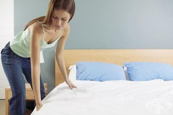 Скрита плесен по възглавниците може да доведе до инфекции - изображение