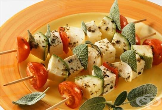 Вегетарианството може да се прилага като метод на лечение - изображение
