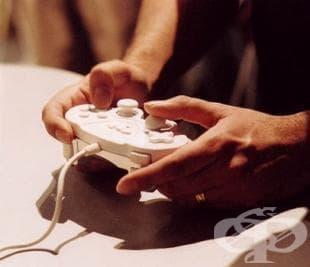 Компютърните игри упражняват мозъка - изображение
