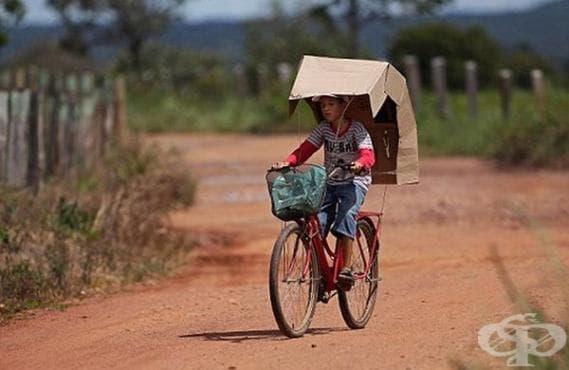 Вижте призрачното бразилско село, в което почти всички страдат от рядка болест - изображение