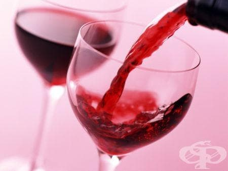 Лечение на диабет, сърдечни болести и деменция с червено вино - изображение