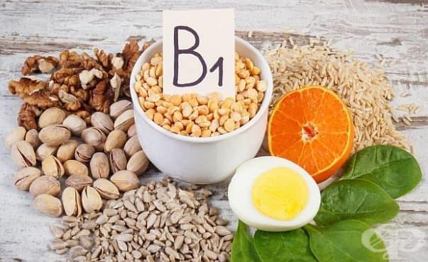 Приемът на витамин В1 облекчава менструалната болка - изображение
